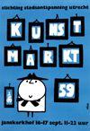 <b>13 | A | Dick Bruna (1927-) - Kunst Markt | &euro; 100 - 250</b>