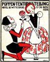<b>50 | B+ | Jemmie van Hoboken (1900-1962) - Poppen-Tentoonstelling | &euro; 450 - 750</b>