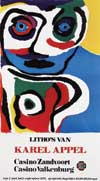 <h1>Karel Appel (1921-2006)</h1>Galerie Krikhaar appel<br /><b>209 | A- | Karel Appel (1921-2006) - Galerie Krikhaar appel | &euro; 120 - 300</b>