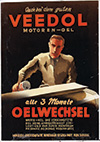 <h1>Ottomar Anton (1895-1976)</h1>Veedol Motoren-Oel Oelwechsel<br /><b>114 | A-/B+ | Ottomar Anton (1895-1976) - Veedol Motoren-Oel Oelwechsel | € 300 - 600</b>
