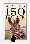 <h1> Initials MR </h1>Artis 150 jaar<br /><b>16   A/A-    Initials MR  - Artis 150 jaar   &euro; 120 - 280</b>