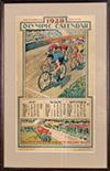 <h1>Bernard van Vlijmen (1885-1977)</h1>Olympic Calendar 1928 Holland America Line<br /><b>666 | A-/B+ | Bernard van Vlijmen (1885-1977) - Olympic Calendar 1928 Holland America Line | &euro; 450 - 1000</b>
