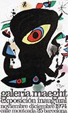 <h1>Joan Miró (1893-1983)</h1>Fundació Joan Miró Parc de Montjuïc Barcelona<br /><b>36 | A- | Joan Miró (1893-1983) - Fundació Joan Miró Parc de Montjuïc Barcelona | &euro; 160 - 350</b>