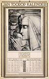 <h1>Bernard H. W. (Henri) Berssenbrugge (1873-1959)</h1>Jan Toorop Kalender 1929<br /><b>65 | B+ | Bernard H. W. (Henri) Berssenbrugge (1873-1959) - Jan Toorop Kalender 1929 | € 120 - 300</b>