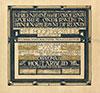 <h1>Tjeerd Bottema (1882-1940)</h1>Diploma A, Papier Klei Karton<br /><b>71 | B+ | Tjeerd Bottema (1882-1940) - Diploma A, Papier Klei Karton | € 180 - 350</b>