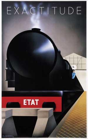 Exactitude by Pierre Fix-Masseau (1932)