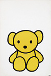 <h1>Hendrik Magdalenus (Dick) Bruna (1927-)</h1>without text (teddy bear)<br /><b>7 | A- | Hendrik Magdalenus (Dick) Bruna (1927-) - without text (teddy bear) | &euro; 80 - 160</b>