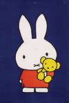 <h1>Hendrik Magdalenus (Dick) Bruna (1927-)</h1>without text (Nijntje/Miffy with teddy bear)<br /><b>8 | B+ | Hendrik Magdalenus (Dick) Bruna (1927-) - without text (Nijntje/Miffy with teddy bear) | &euro; 60 - 120</b>