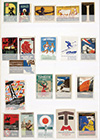 <h1> Various artists </h1>Collection of ca. 480 Poster Stamps<br /><b>1096 | A-/B+ |  Various artists  - Collection of ca. 480 Poster Stamps | € 280 - 500</b>