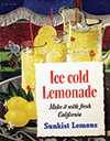<h1>Ren Wicks </h1>Ice cold Lemonade<br /><b>88 | B+ | Ren Wicks  - Ice cold Lemonade | &euro; 70 - 120</b>