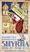 <h1> Anonymous </h1>Smyrna cigarettes egyptiennes<br /><b>26 | B |  Anonymous  - Smyrna cigarettes egyptiennes | &euro; 100 - 180</b>