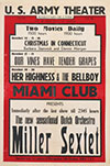 <h1> Anonymous </h1>The Miami Club The new sensational Dutch Orchestra, Miller Sextet<br /><b>1268 | B+ |  Anonymous  - The Miami Club The new sensational Dutch Orchestra, Miller Sextet | € 180 - 300</b>