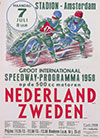 <h1> Anonymous </h1>Groot Internationaal Speedway-Programma Nederland Zweden<br /><b>144 | A- |  Anonymous  - Groot Internationaal Speedway-Programma Nederland Zweden | € 100 - 220</b>